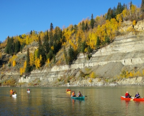 Blue Rapids Provincial Recreation Area